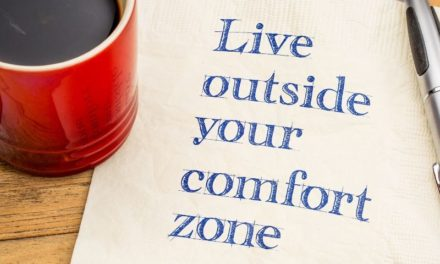 It's A Journey: Getting Comfortable With Being Uncomfortable